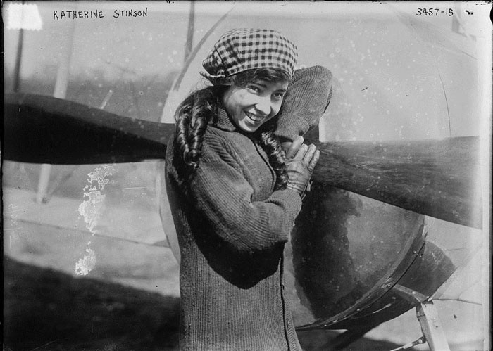 Katherine Stinson - Aviation Pioneer