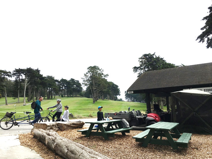 General Store at the Presidio Golf Course