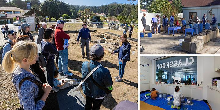 International Archaeology Day in the Presidio