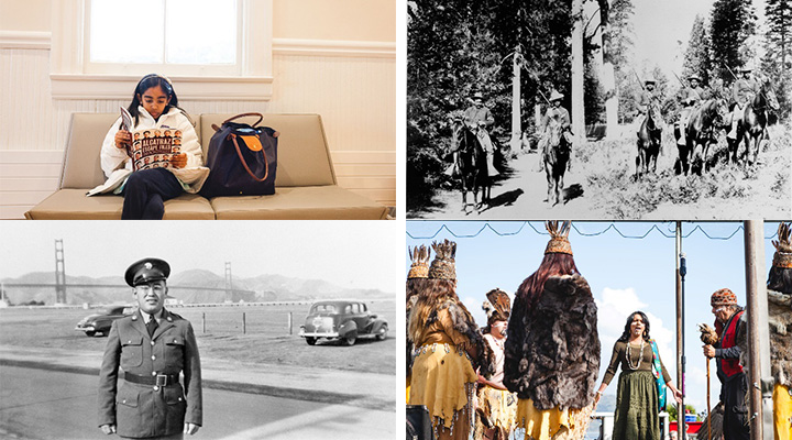 photos of the Presidio as a cultural crossroad