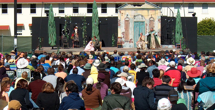 Hamlet in the Presidio