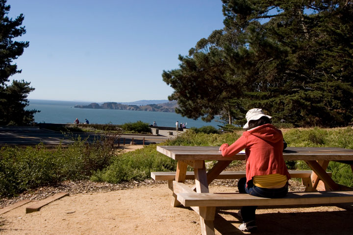 Immigrant Point Overlook