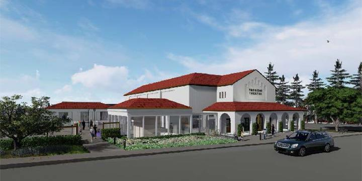 Future Presidio Theatre