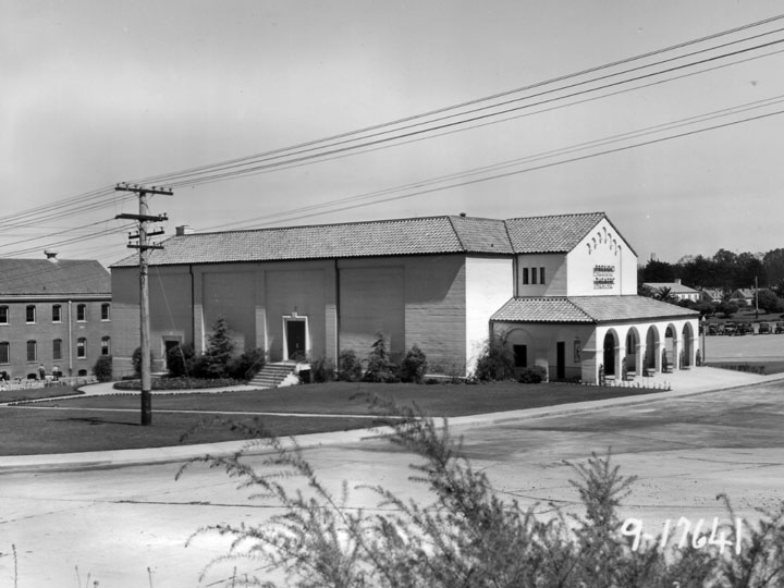 Presidio Theatre in 1939