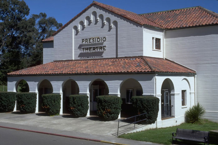 Presidio Theatre in 1994