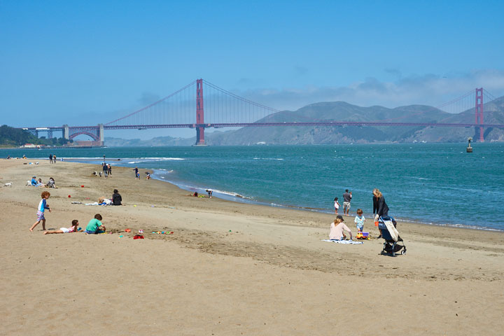 Crissy Field East Beach