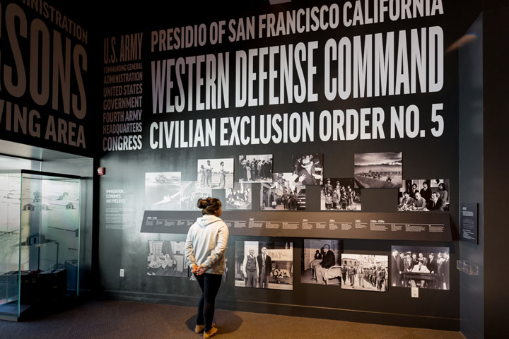 Exclusion Exhibit in the Presidio