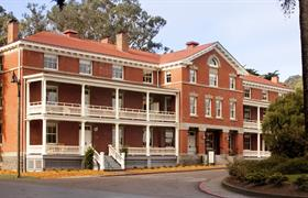 Go to page Inn at the Presidio