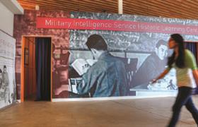 Go to page Military Intelligence Service Historic Learning Center