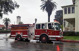 Emergency Services | Presidio – San Francisco, CA