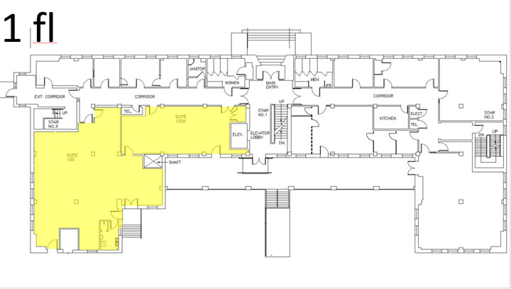 1fl floor plan
