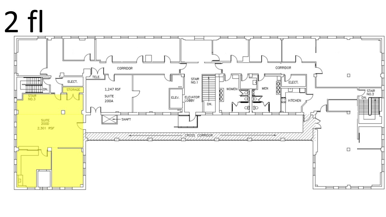 2fl floor plan