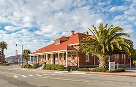 Presidio Visitor Center