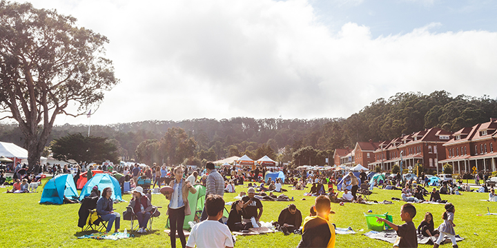Events at the Presidio